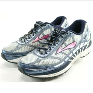 Brooks Dyad 8 Women's Running Shoes Size 10.5 Gray